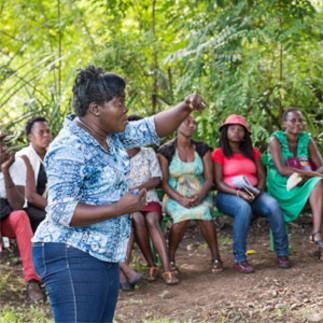La santé sexuelle et reproductive : au coeur du développement d'Haïti