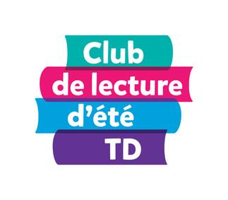 Lancement du club de lecture d'été TD avec / TD Summer reading club launching