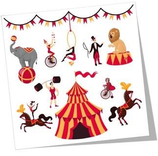 Passion cirque: Atelier d'initiation aux arts du cirque  avec Cirakazou
