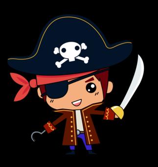 Pirates d'un jour : chasse au trésor! (4 ans+)