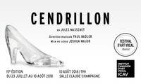 L'Institut Canadien d'Art Vocal (ICAV) – «Cendrillon» de Jules Massenet