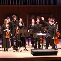 Concert « 100 % Mixte » de l'Ensemble de musique contemporaine