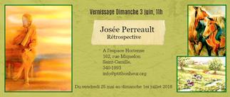 Rétrospective - Josée Perreault