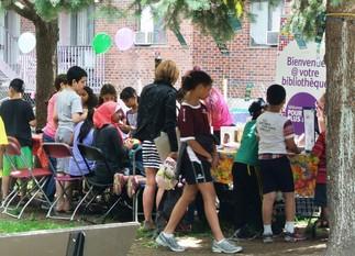 Grande fête annuelle de quartier