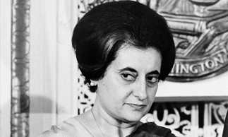 Indira Gandhi, le dernier maharaja