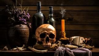 COMPLET - Atelier de dégustation – Des vins ensorcelants pour l'halloween