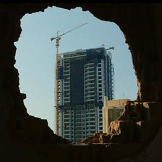 RIDM en plein air - Taste of Cement de Ziad Kalthoum