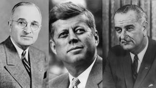 Truman, Kennedy et Johnson : trois présidents face à l'Histoire