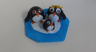 Atelier familial 'La famille Pingouins'@Musée des maîtres et artisans du Québec
