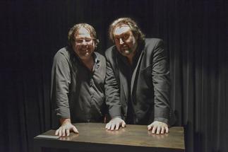 Bryan Perro et Michel Bordeleau au P'tit Bonheur