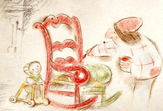 Exposition : Frédéric Back, La célébration de la vie