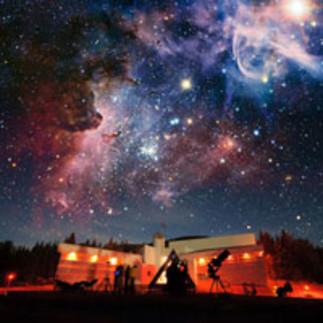 Nuits des Perséides à l'ASTROLab