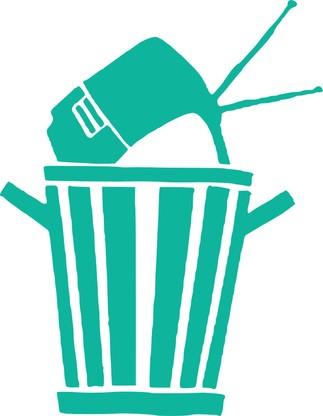 Les déchets électroniques