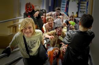 La nuit des zombies