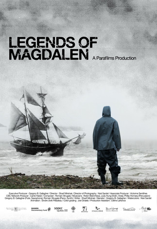 Magdalen Island by Gregory B. Gallagher  Writer, Filmmaker & Executive-Producer (en anglais)