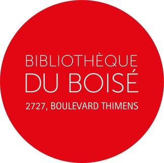 5ième ANNIVERSAIRE DE LA BIBLIOTHÈQUE DU BOISÉ /  5th ANNIVERSARY OF THE DU BOISÉ LIBRARY