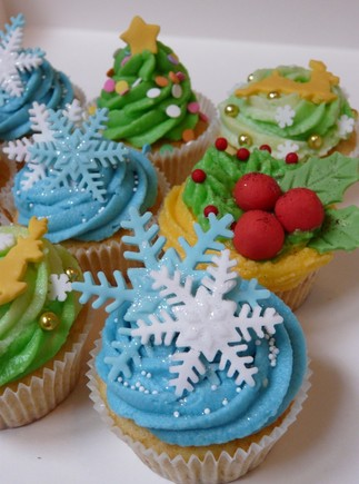 Atelier de Cupcakes de Noël