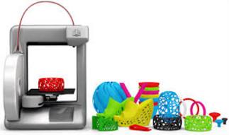 Objets 3D : conception et impression