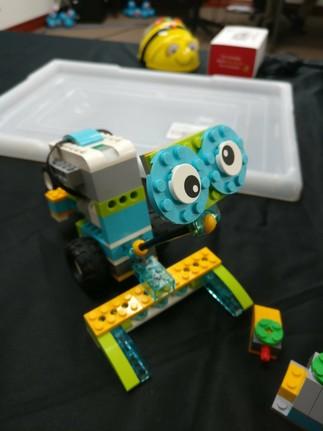 Atelier de fabrication avec Lego Mindstorms & WeDo