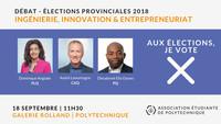 Débat - Ingénierie, innovation & entrepreneuriat
