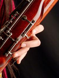 Récital de basson (programme de doctorat) - Ariana Pedrosa Britto Da Rocha