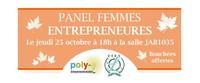 Panel femmes entrepreneures