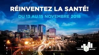 Innove-Action - «Réinventer la santé : intelligence augmentée et innovations»