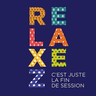 Relaxez, c'est juste la fin de session – Campus de Saint-Hyacinthe