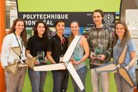 Concours Déplace de l'air à Poly