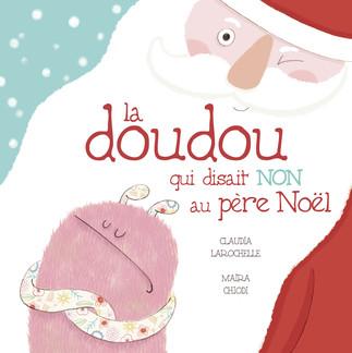 Heure du conte | La doudou qui disait NON au père Noël