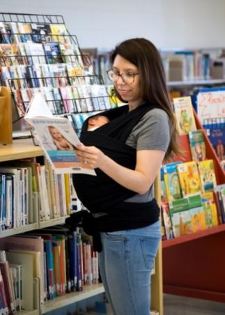 Porte-bébés: les techniques de portage