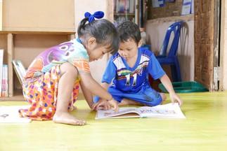 Brico-contes en français (3-5 ans)