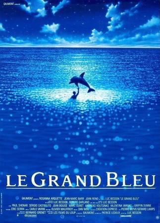 Le 7e art : Le grand Bleu (adultes)