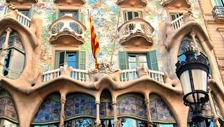 Antoni Gaudi, le génie des formes
