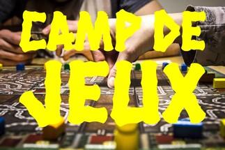 Camp de jeux