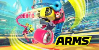 Tournoi de jeux vidéo : ARMS sur Switch