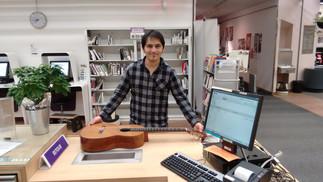 Le parcours millénaire de la guitare, avec Oscar Salazar Varela