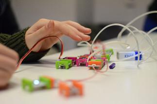 Atelier d'initiation à l'électronique