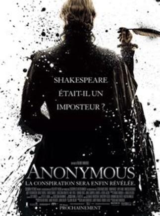 Anonyme de Roland Emmerich (2011, 130 min)