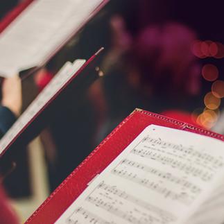 Concert de Noël des ensembles féminin Gaïa et masculin Phoebus