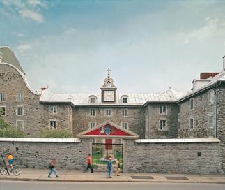 Parcours exposition « De l'idéal mystique, à l'entreprise seigneuriale: les Messieurs de Saint-Sulpice à Montréal »