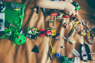 Paysage LEGO