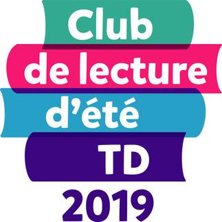Lancement du Club de lecture d'été TD 2019