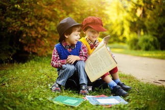 Preschool Storytime for children 3 to 5 years old