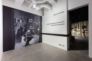 Klaus Scherübel | Créer à rebours vers l'exposition : le cas des expositions automatistes