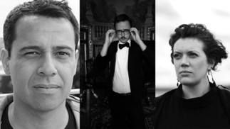 Rencontre d'auteurs avec Baron Marc-André Lévesque, Rachel McCrum, Hector Ruiz et Deanna Smith