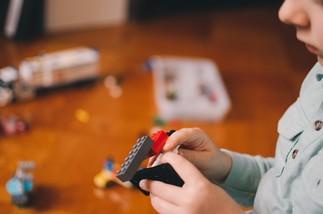 LEGO-Conte pour les 5 à 8 ans