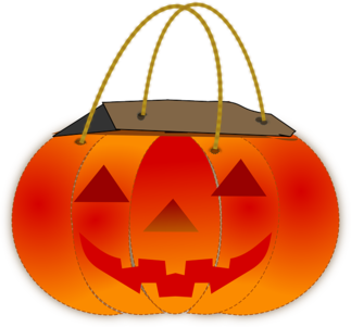 Mon super sac d'Halloween