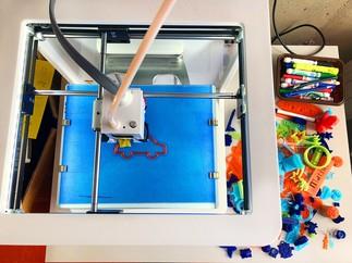 Ateliers d'impression 3D : 9-13 ans