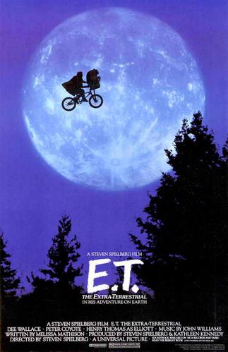 CINÉ JEUNES ET MAÏS SOUFFLÉ : E.T. l'extraterrestre (8 à 13 ans)